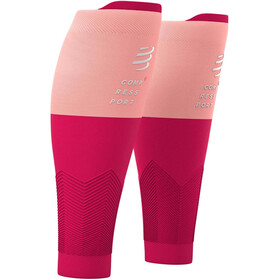 Compressport R2V2 Manchons de compression pour mollets, pink